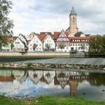Nürtingen und Neckar