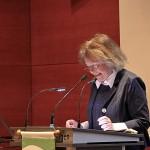 Frau Emmert, Festvortrag
