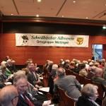Stadthalle Nürtingen, 15.März 2014