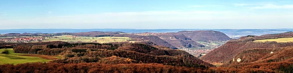 Römerstein Lenninger Tal